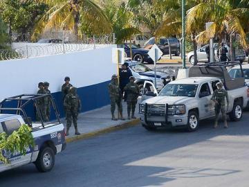Festejo en Cancún deja 7 muertos