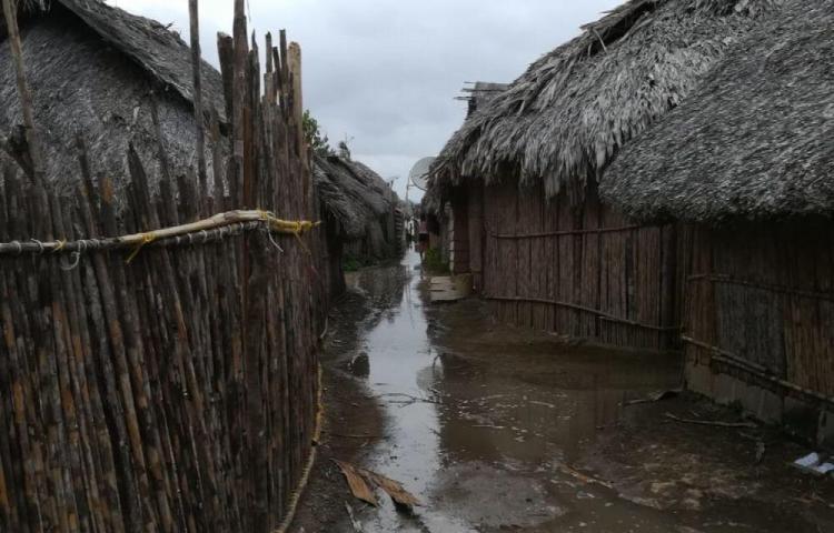 Cancelan viajes a Guna Yala debido a la marea alta