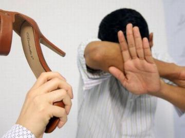 Los hombres también son víctimas de maltrato