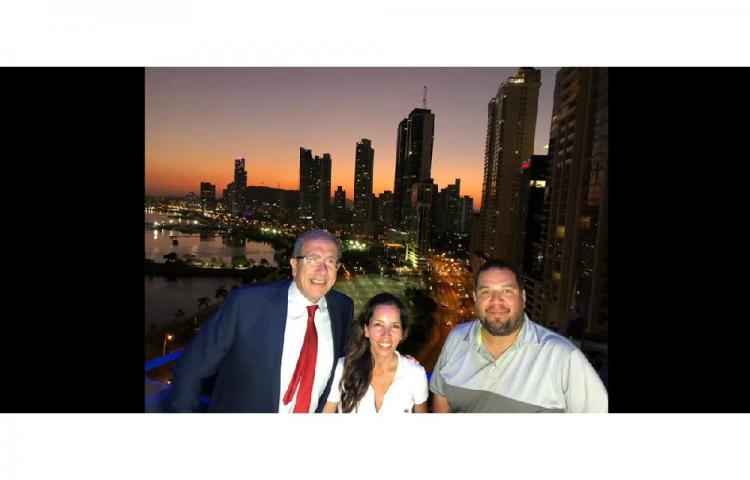 Periodistas de CNN y RTVE agradecen la hospitalidad y el cariño de los panameños en JMJ