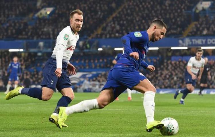 Los belgas eligen a Eden Hazard como el mejor jugador de su selección en 2018