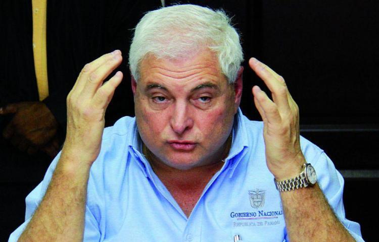 """""""No soy un subhumano"""", dijo Ricardo Martinelli en audiencia"""