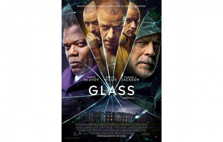 Glass: todo sobre la trilogía de Shyamalan