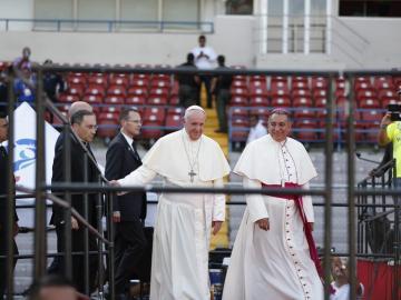 Realizarán homenaje a Monseñor Ulloa y a Voluntarios de la JMJ