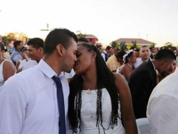 Celebrarán boda con 250 parejas para celebrar el Día del Amor en Nicaragua