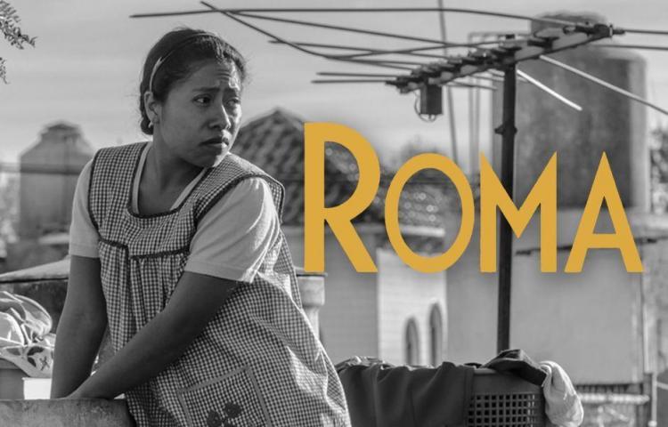 """""""Roma"""" yRami Malek, ganadores de los Bafta"""