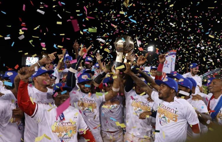 Panamá arrasa en la Serie del Caribe