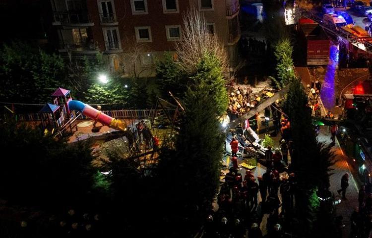 Caída de helicóptero militar en Estambul deja 4 muertos