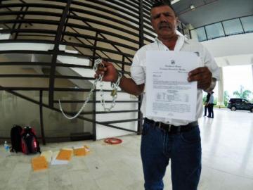Impugnan a candidato a diputado Molirena postulado por el PRD en el circuito 4-5