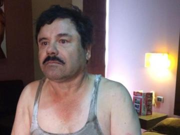 Joaquín 'El Chapo' Guzmán es declarado culpable en los 10 cargos imputados