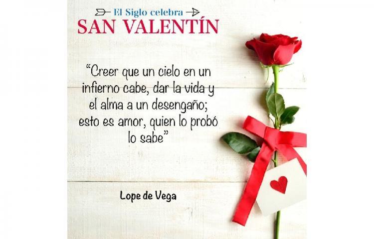 San Valentín En Frases El Siglo