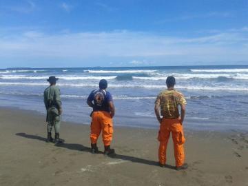 Buscan a un menor de 16 años desaparecido en la Playa Coco Beach