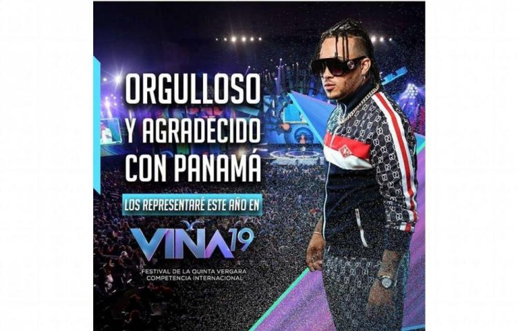Panamá se instaló en Viña