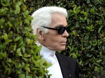 """""""Los estampados florales son para mujeres gordas"""", las frases de Karl Lagerfeld"""