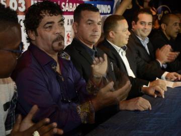 Willie González se niega a cantar en concierto de Maduro