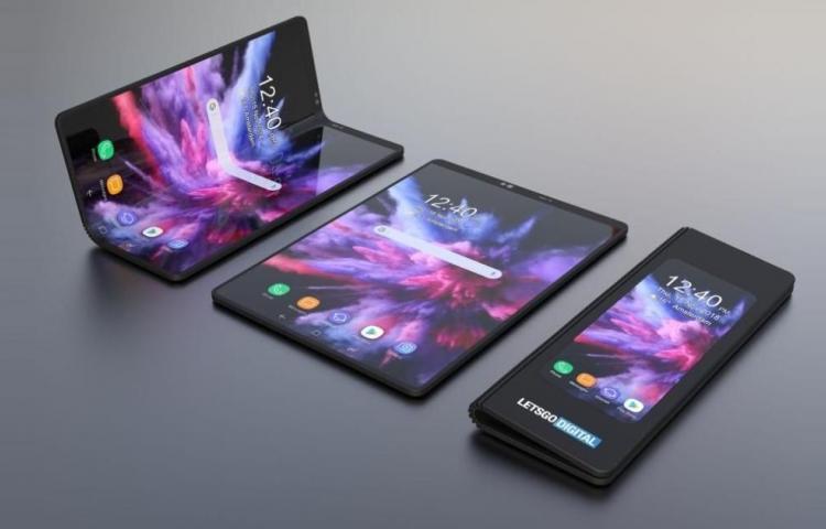 Samsung presenta el primer teléfono con pantalla plegable del mercado
