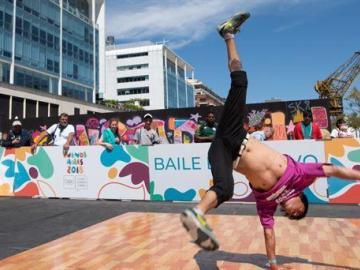 """París 2024 quiere que el """"breakdance"""" entre en el programa olímpico"""