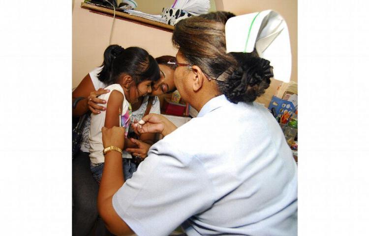 Vigilancia sanitaria por casos de sarampión