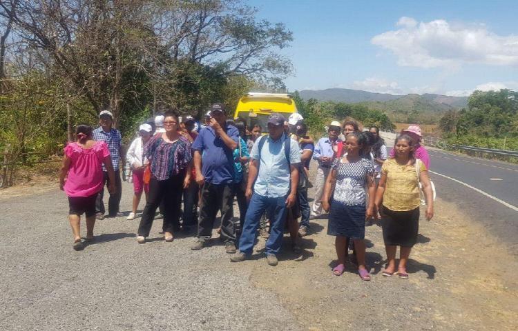 Retoman protestas contra las hidroeléctricas