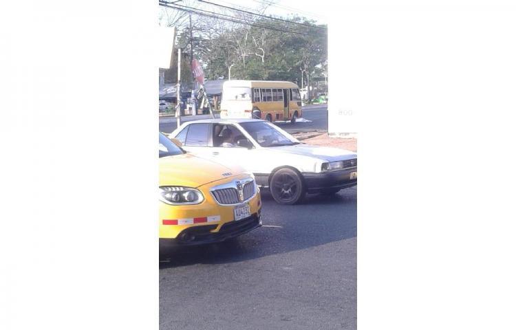 Muere atropellado por un bus en La Chorrera