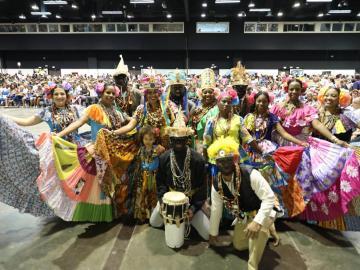 Feria Afroantillana, una manera diferente de pasar los carnavales