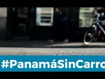 Iniciativa #Panamásincarro busca reducir los tranques en la ciudad