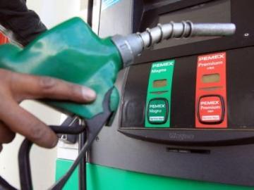 Gasolina vuelve a subir