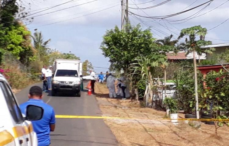Identifican a hombre asesinado en Arraiján