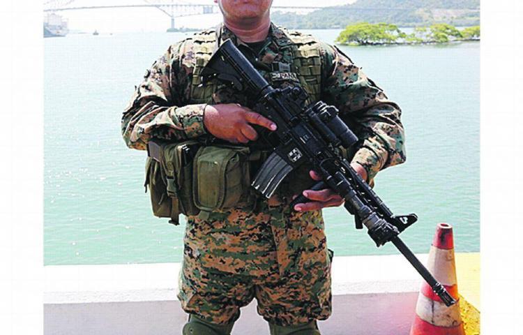 Legalizan el arresto de un sargento violador