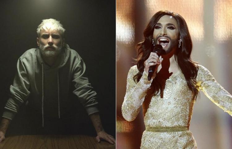Conchita Wurst sorprende con una nueva y radical imagen