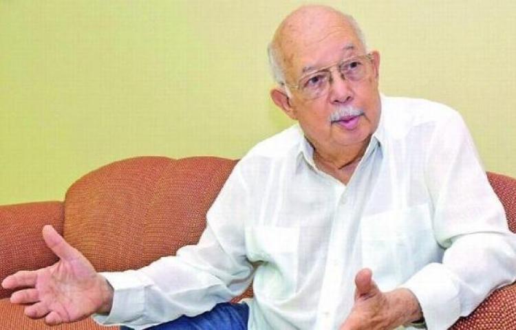 Falleció el políticoEduardo Vallarino, conocido como 'Sonríe Panamá'