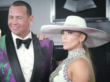 Barack Obama felicita a Jennifer Lopez y Alex Rodríguez