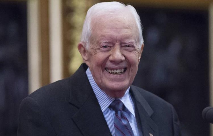 Jimmy Carter, el expresidente más longevo de la historia de Estados Unidos