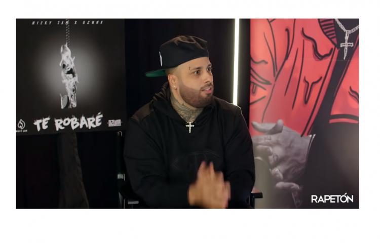 Nicky Jam dice que Sech es uno de los artistas nuevos que más le gusta