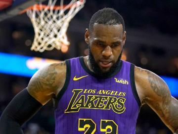 LeBron James no jugará más esta temporada