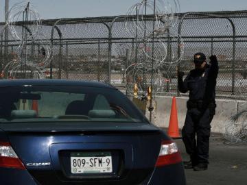 Gobierno de EE.UU. pide reforzar la frontera con méxico