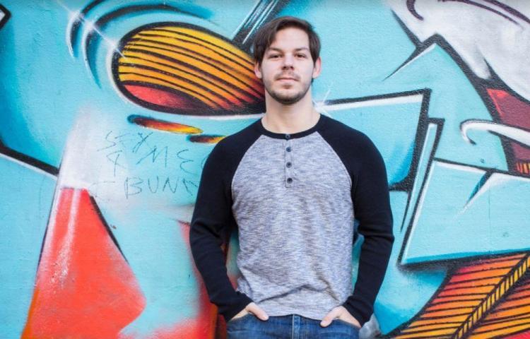 Sebastián Coloma grabó en Nueva York