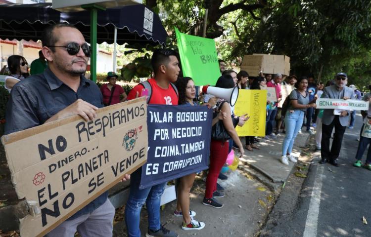 Ambientalistas no quieren la terminal petrolera