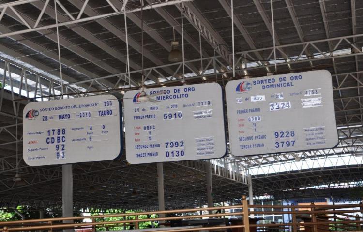 Cambian calendario oficial de sorteos de la Lotería Nacional