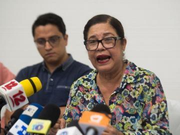Oposición pide justicia transicional