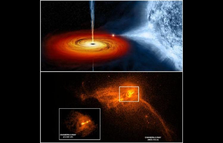 La primera imagen de un agujero negro triunfa en Twitter