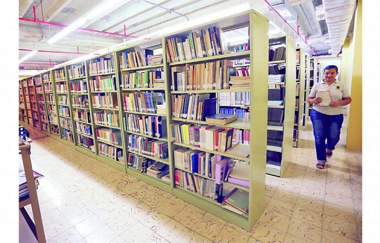 Spi vigila instalaciones de la Biblioteca Nacional