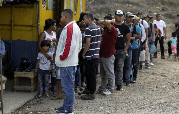 Más de 22 mil hondureños han sido deportados