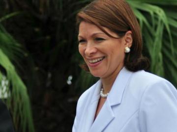 Única mujer aspirante presidencial quiere rescatar a los olvidados de Panamá