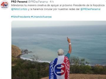 Nito pide a sus seguidores que le demuestren apoyo por las redes sociales