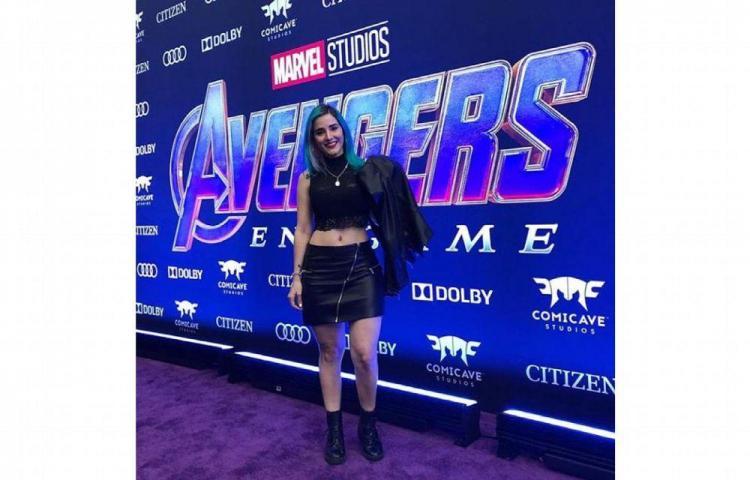 Diana, en la premier mundial de Avengers