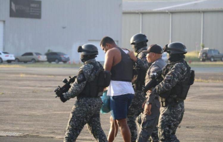 Los 13 de Punta Coco son los capos más peligrosos del país
