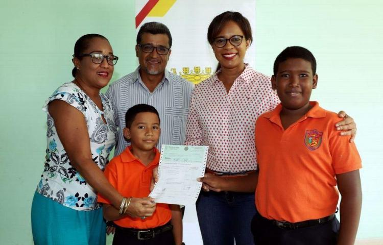 Alcaldía ofreció apoyo a los centros escolares