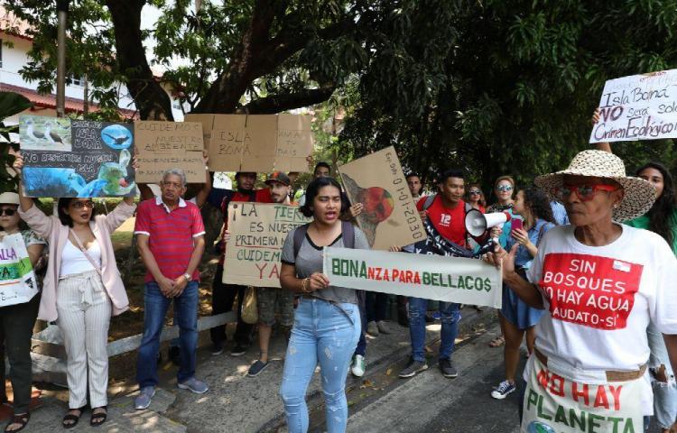 El CENA dejó sin efecto el arrendamiento parcial de isla Boná