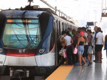 Altercado en el Metro podría costarle su trabajo